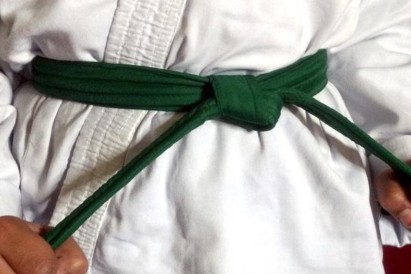 Green Belt Karate Meaning in Hindi   जानिए कराटे में हरी बेल्ट का मतलब।