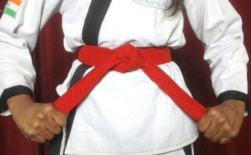 Red Belt Karate Meaning in Hindi   जानिए कराटे में लाल बेल्ट का मतलब।