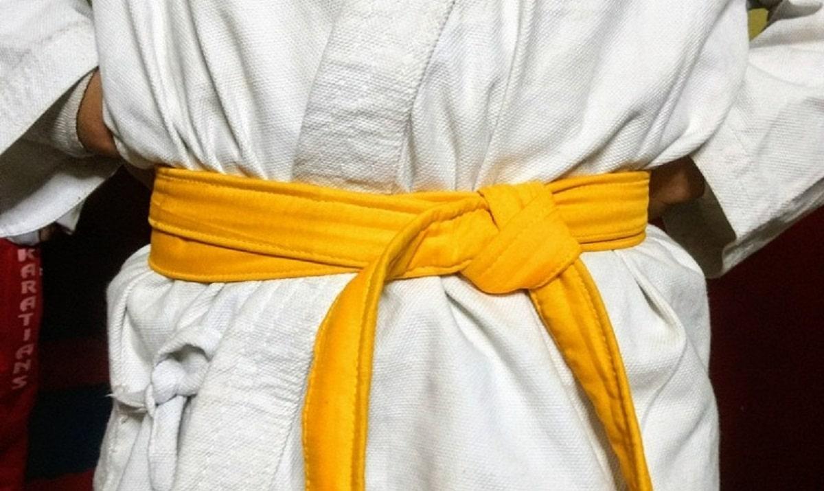 Yellow Belt in Karate Meaning | जानिए कराटे में पिली बेल्ट का मतलब।